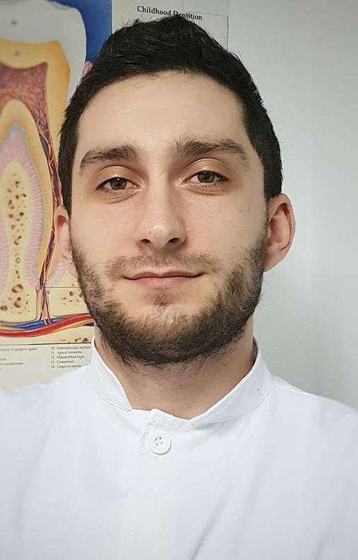 Dr. Razvan Ghita