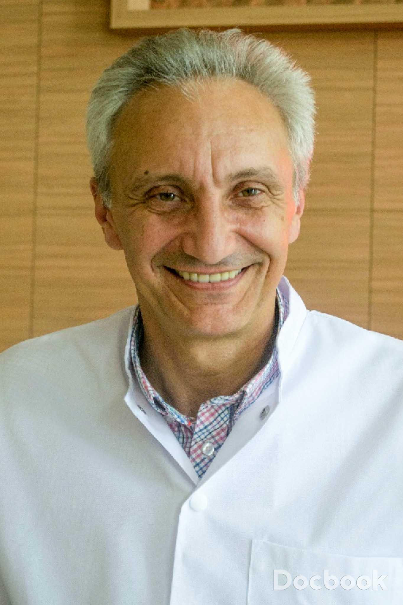 Dr. Dan Florin Strajean