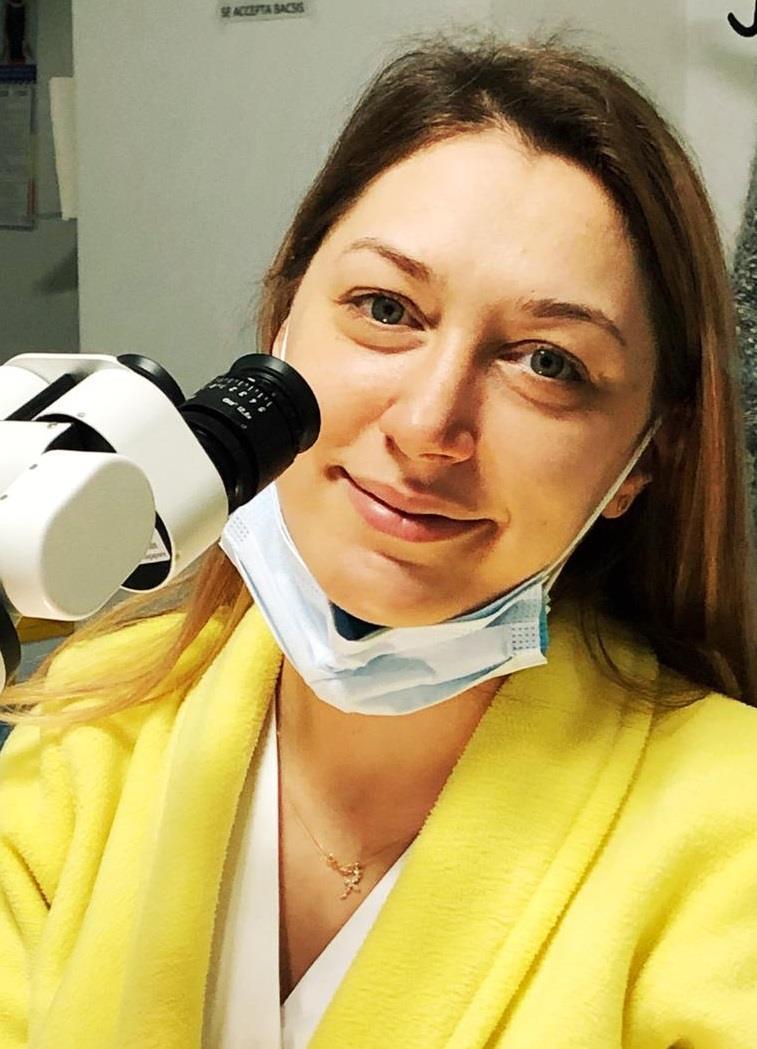 Dr. Cecilia Strainu