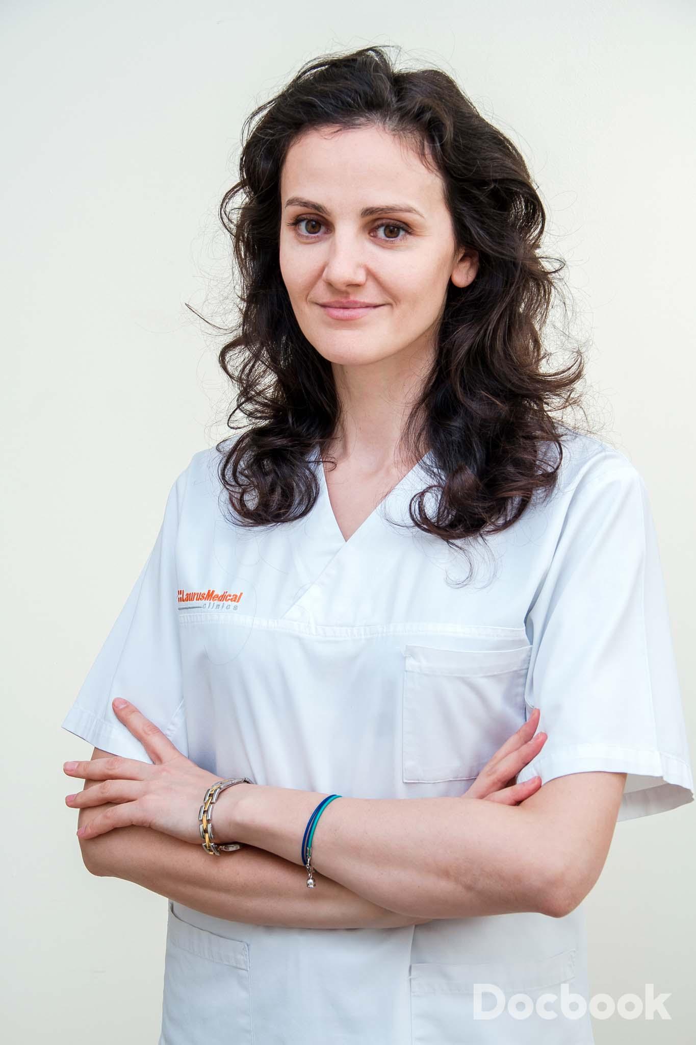 Dr. Elena Capcelea