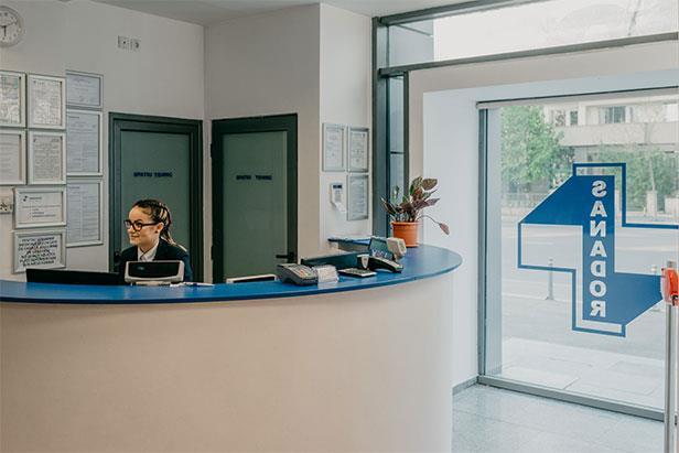 Clinica Sanador Buzesti
