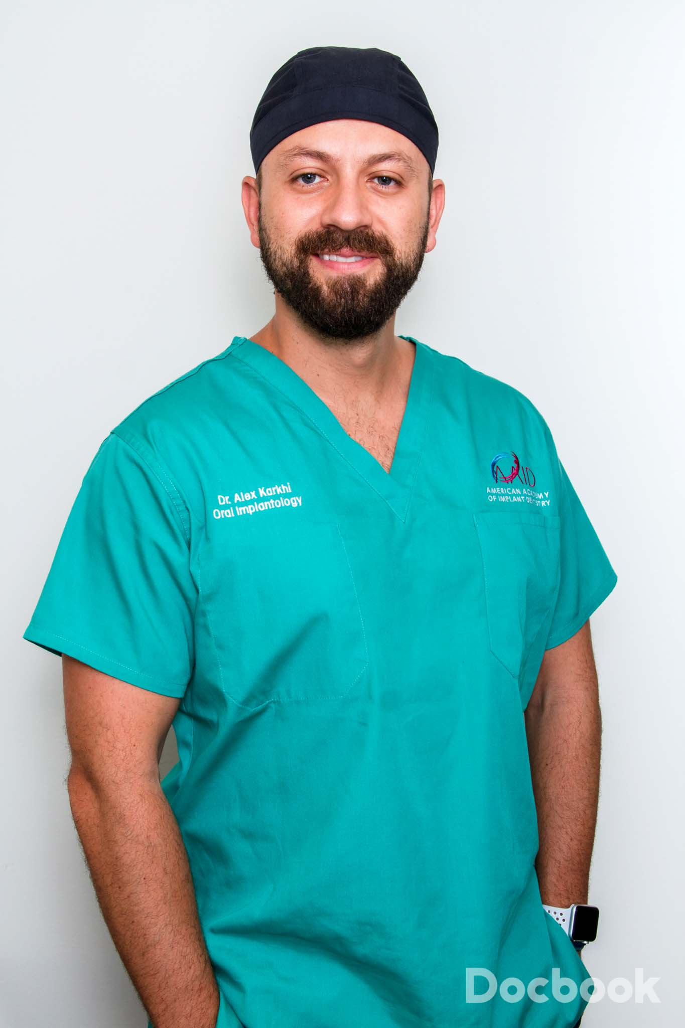 Dr. Alex Karkhi