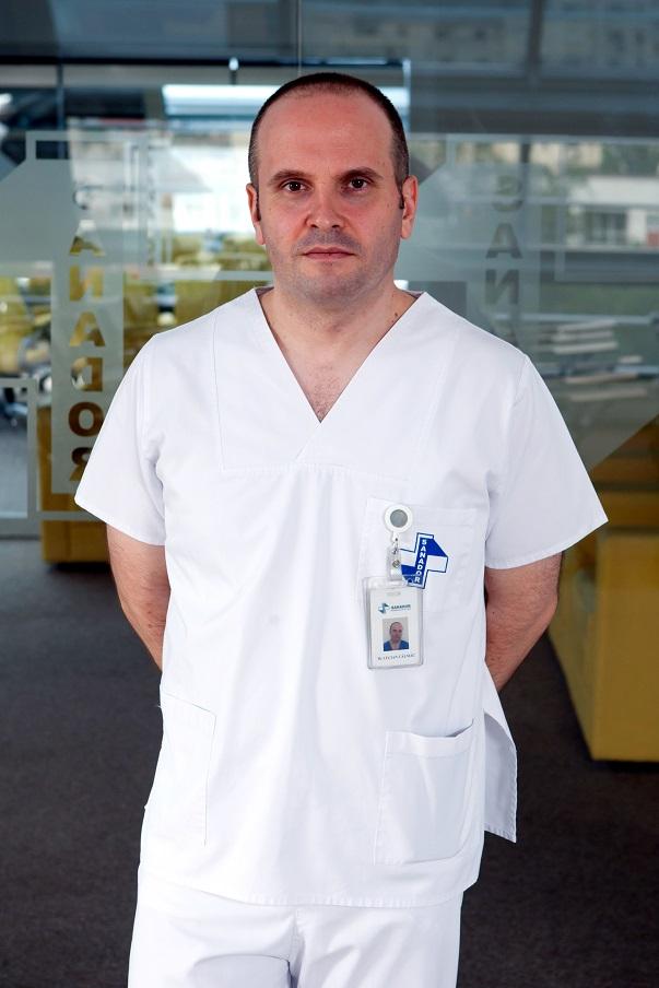 Dr. Lucian Calmac
