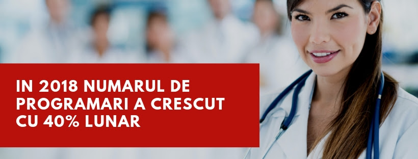 Docbook crestere de 40 la suta in 2018