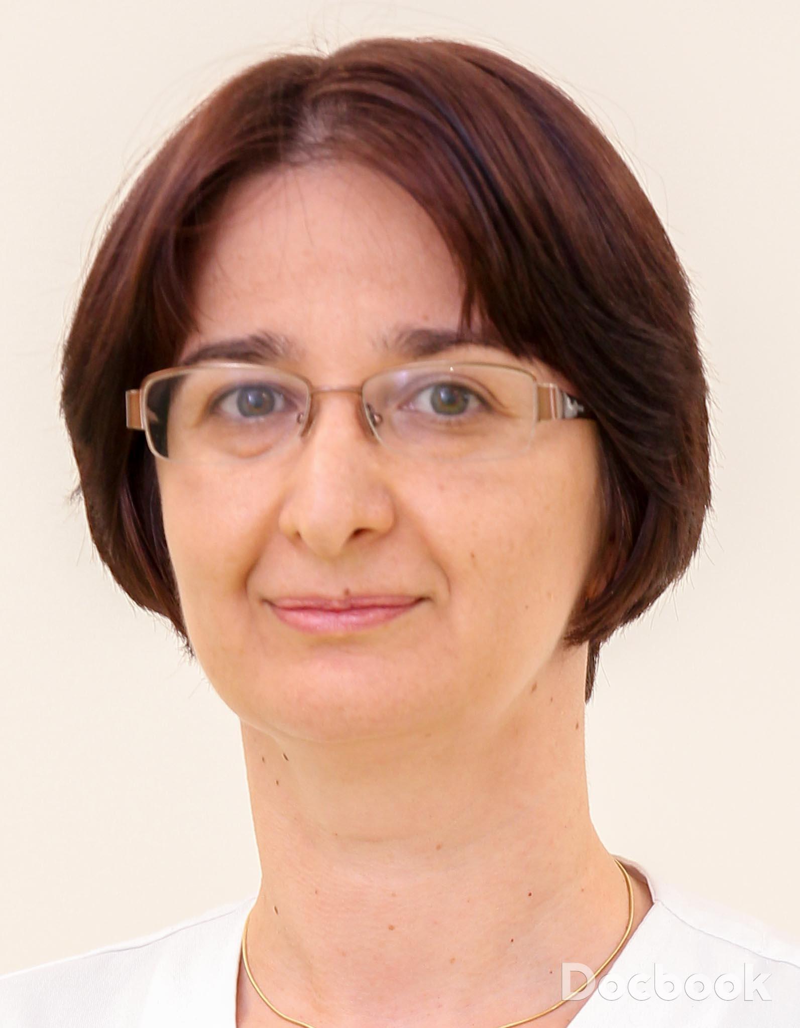 Dr. Elena Iliescu