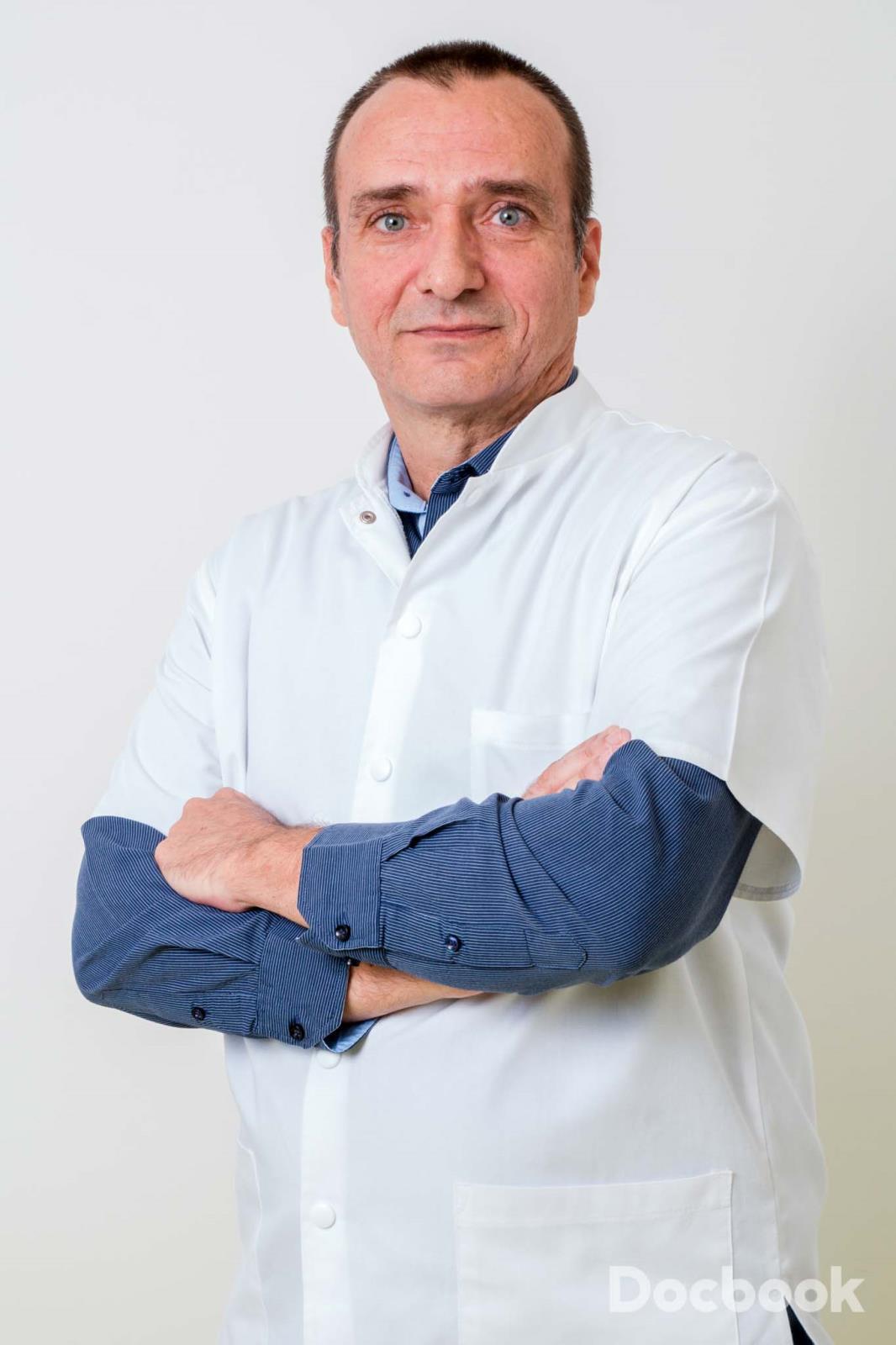 Dr. Silviu Manoliu
