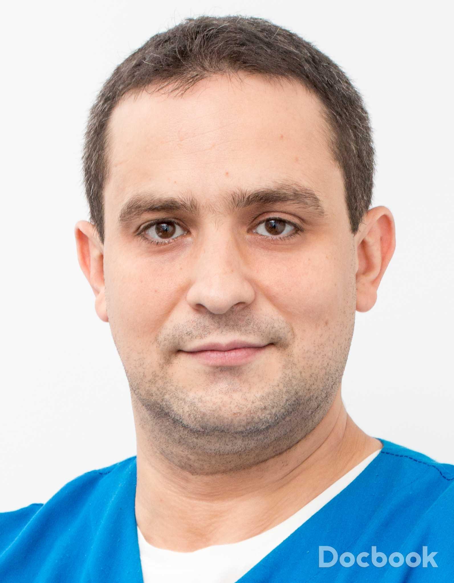 Dr. Catalin-Andrei Tudor