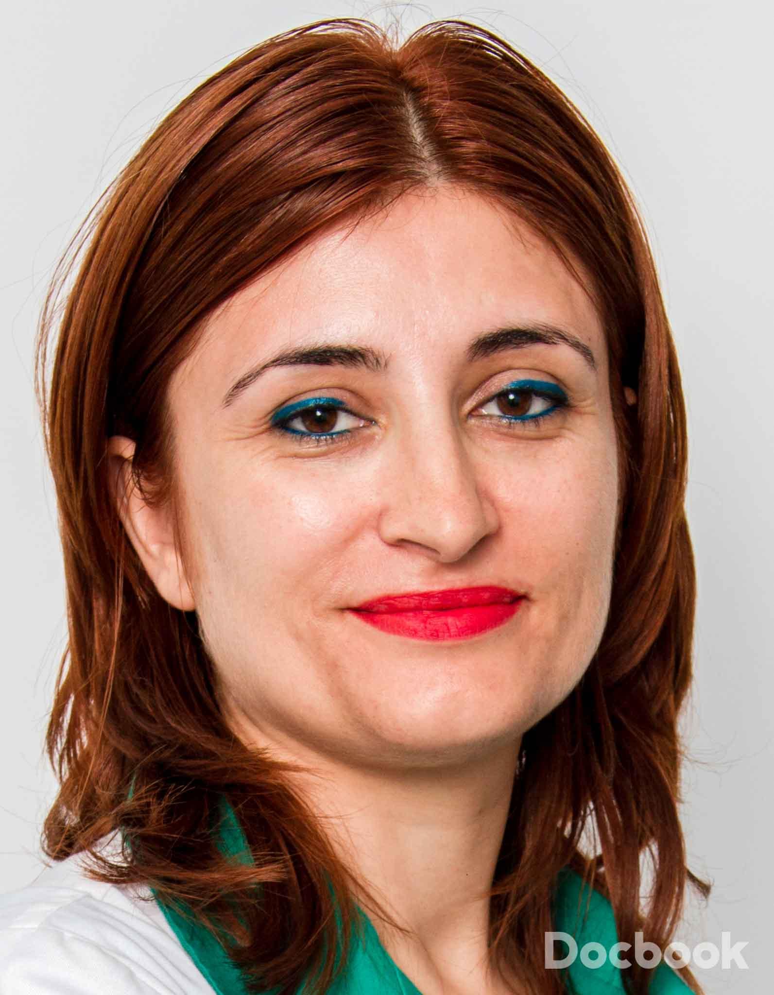 Dr. Maria Magdalena Miinea