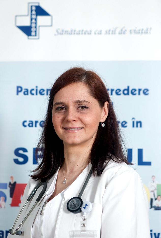 Dr. Andreea Emanuela Caltea