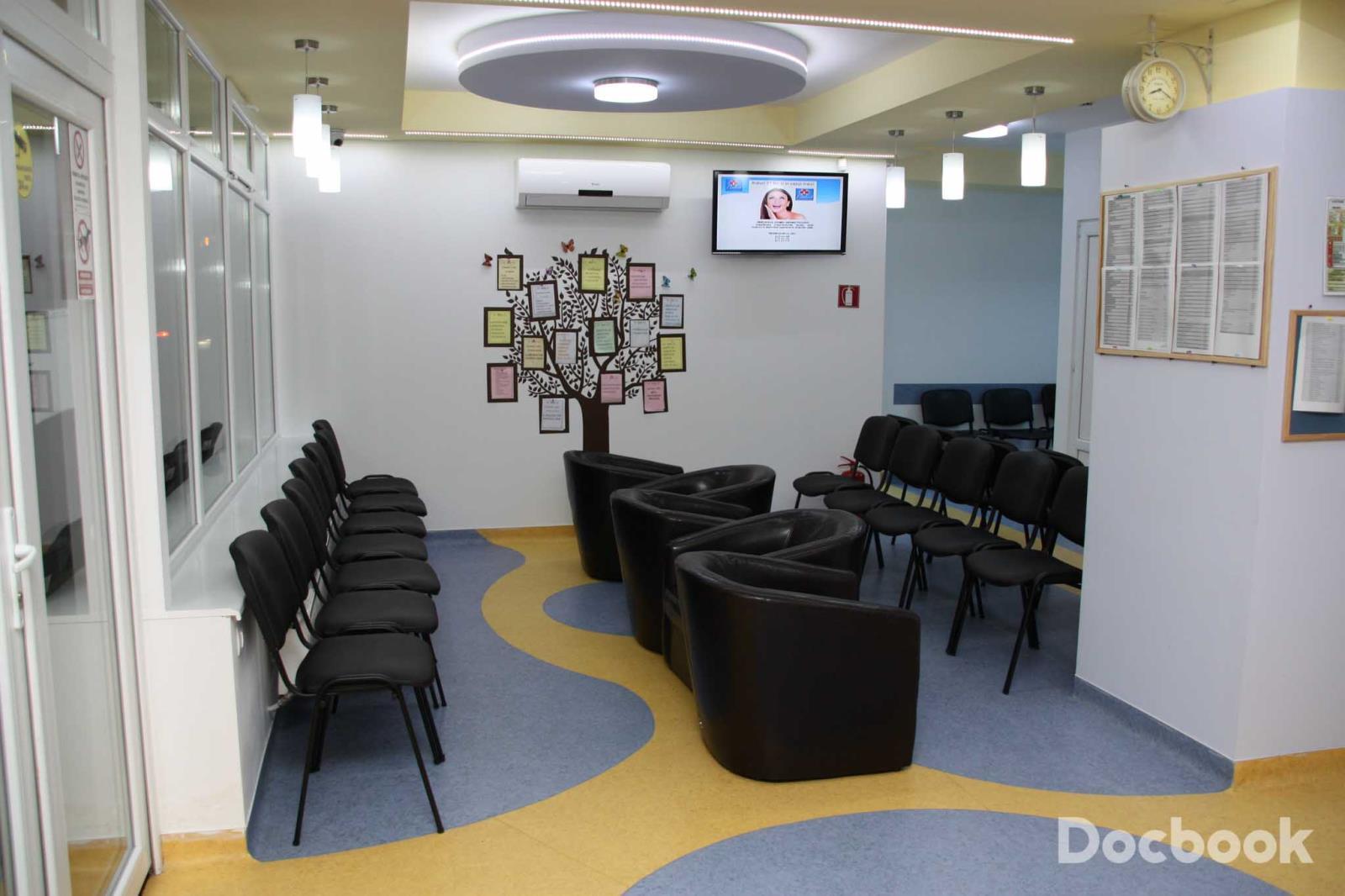 Despre clinica Lisimed