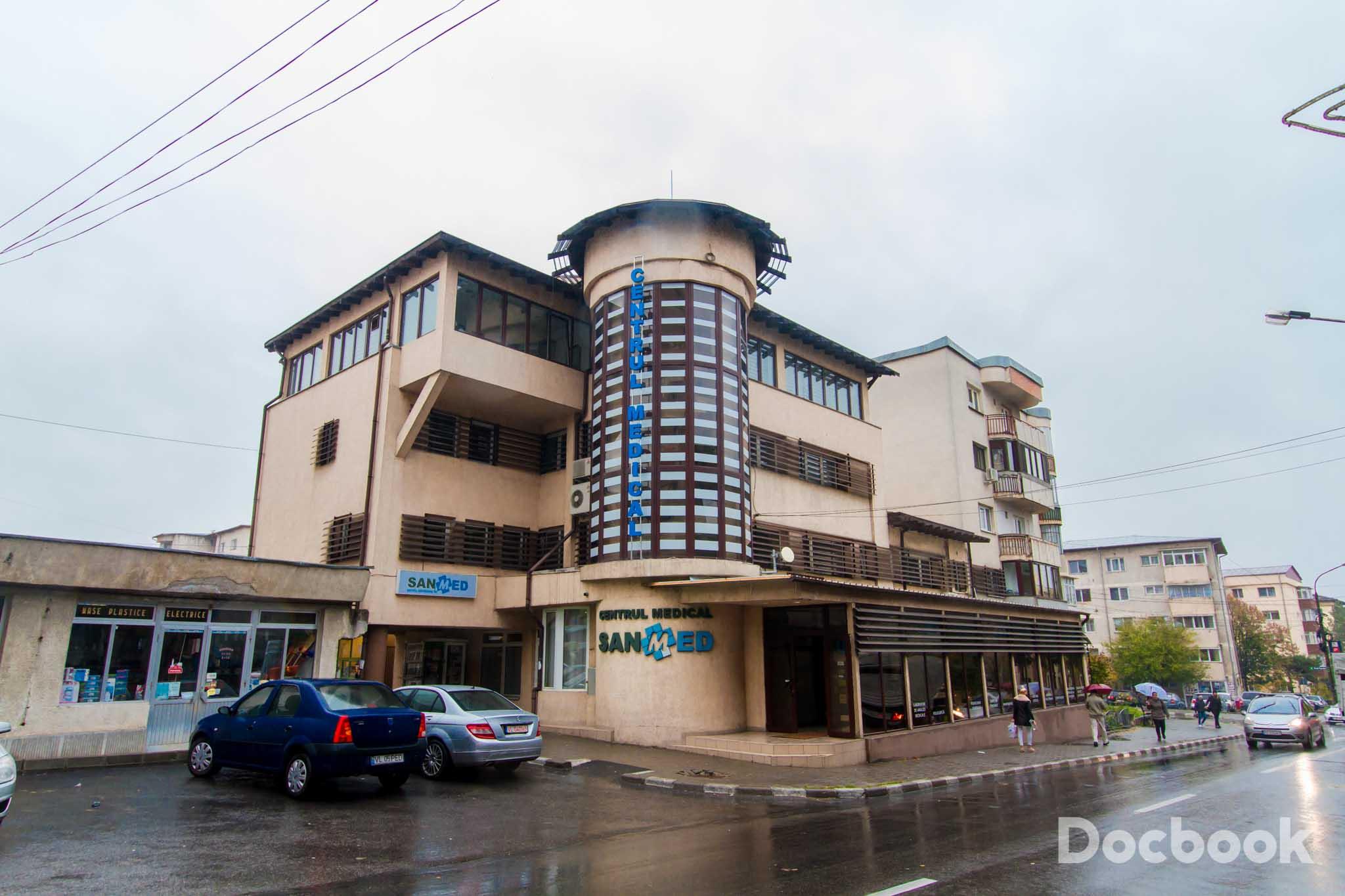 Clinica Sanmed - Valcea