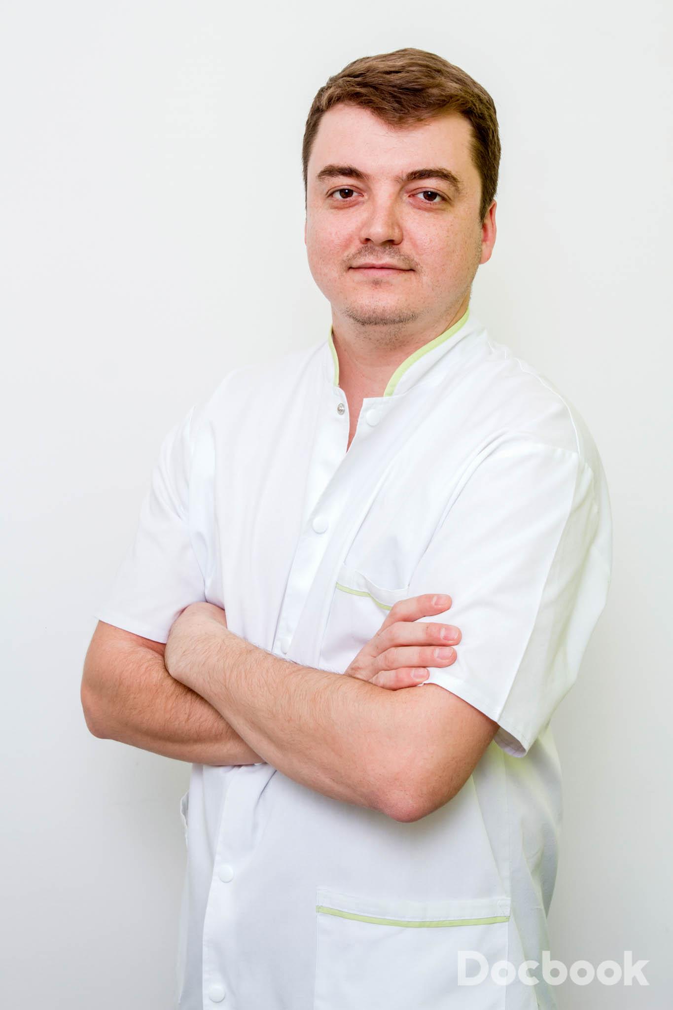 Dr Vilcioiu Iulian-Daniel