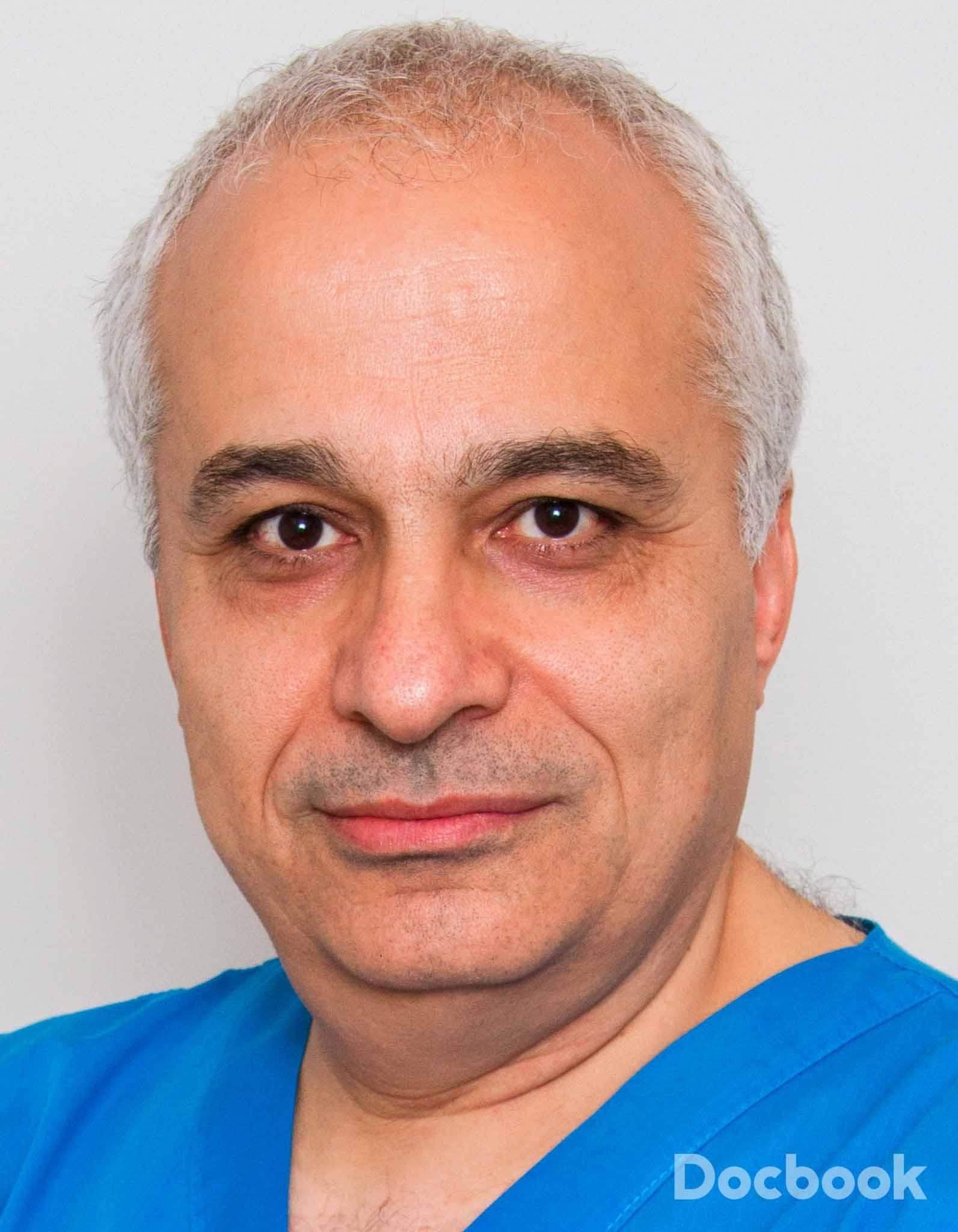 Dr. Mouhhamad Nazemian