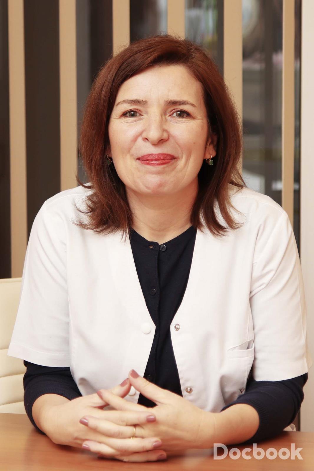 Dr. Mirela Mihaila