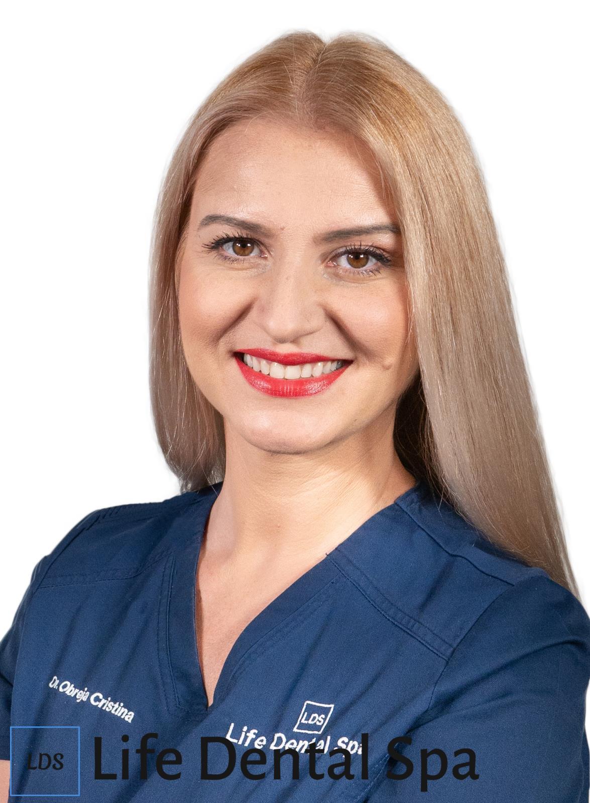 Dr. Cristina Obreja