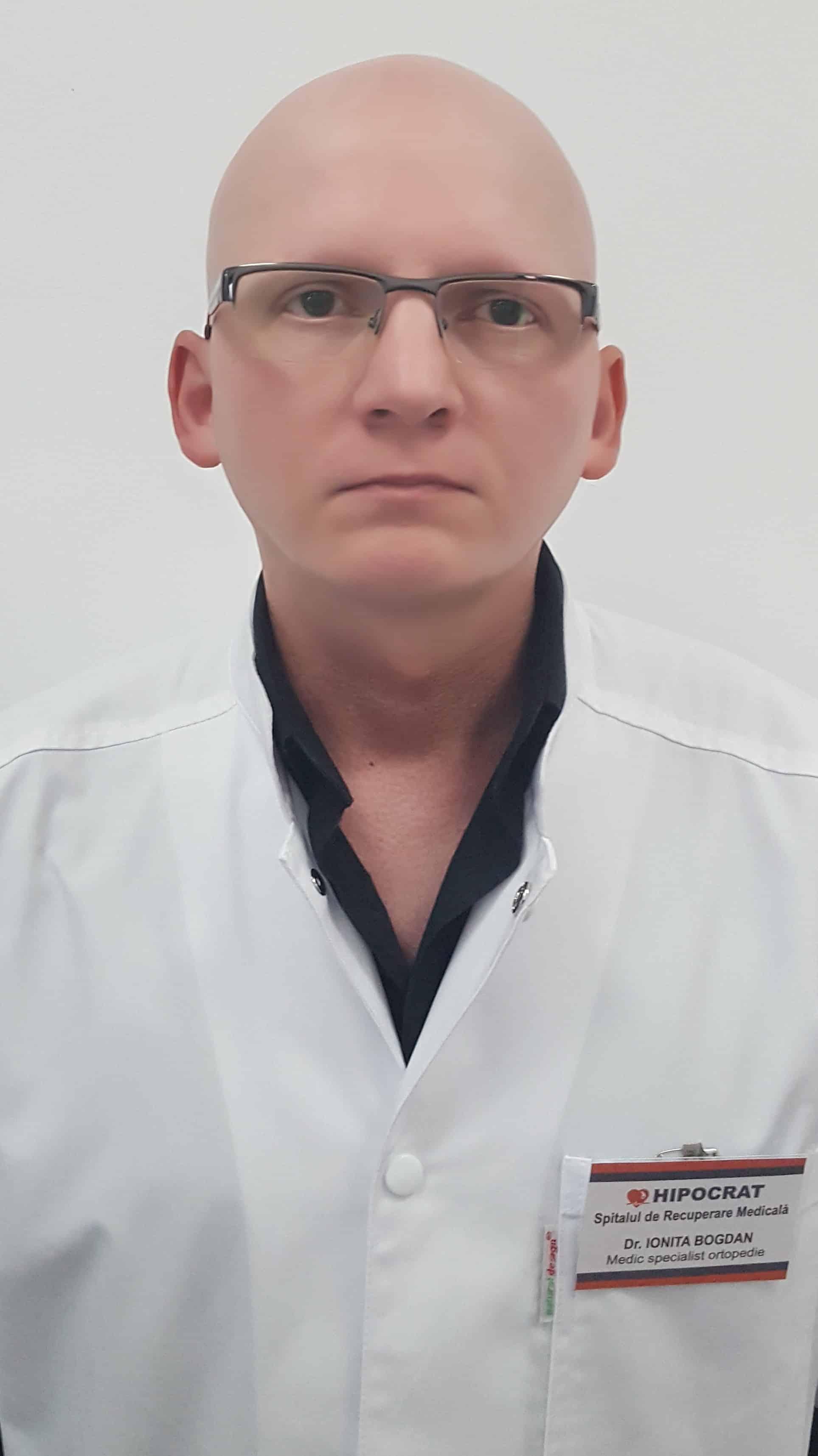 Dr. Bogdan Alexandru Ionita