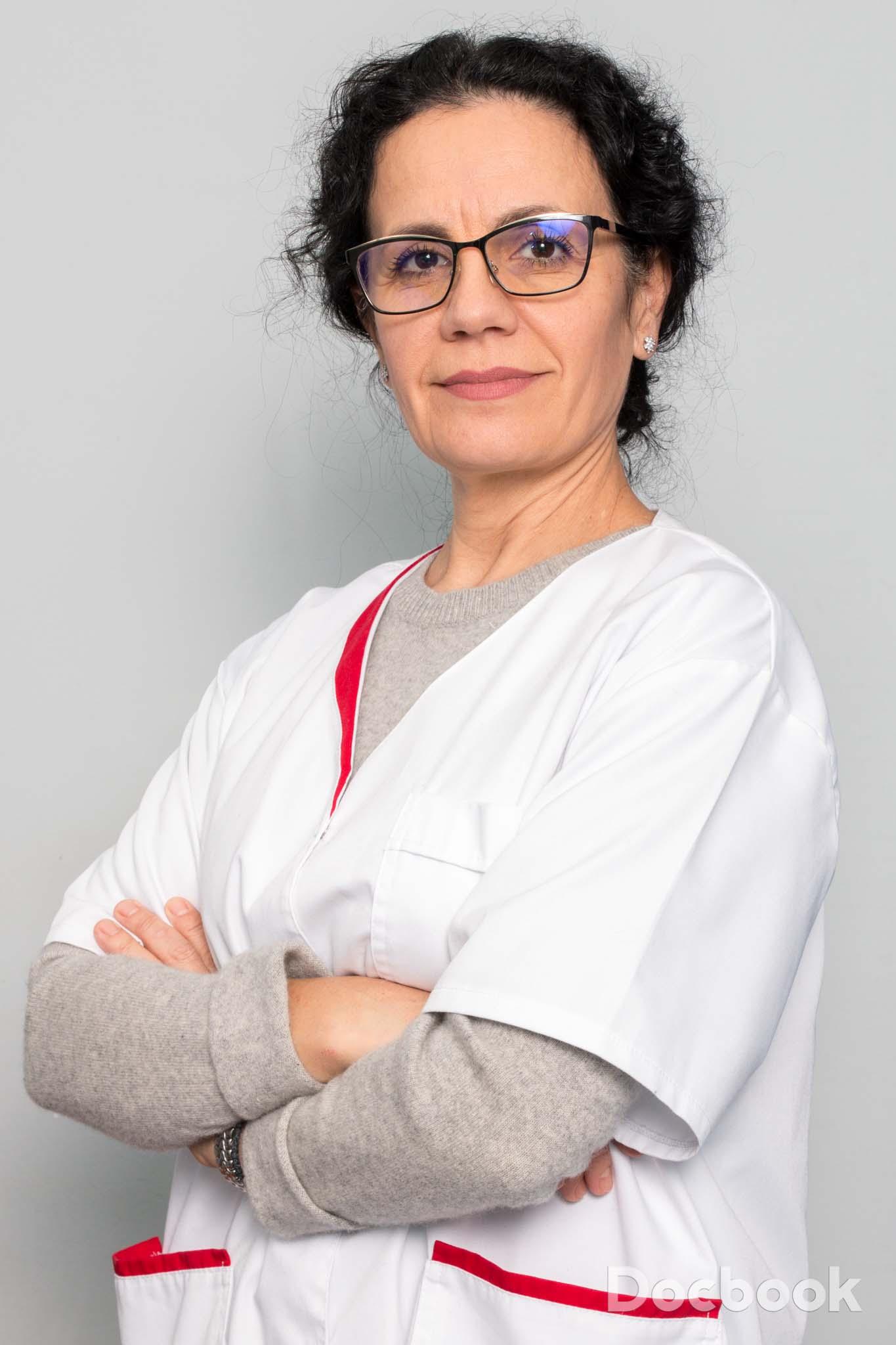 Dr. Indiana Dinca