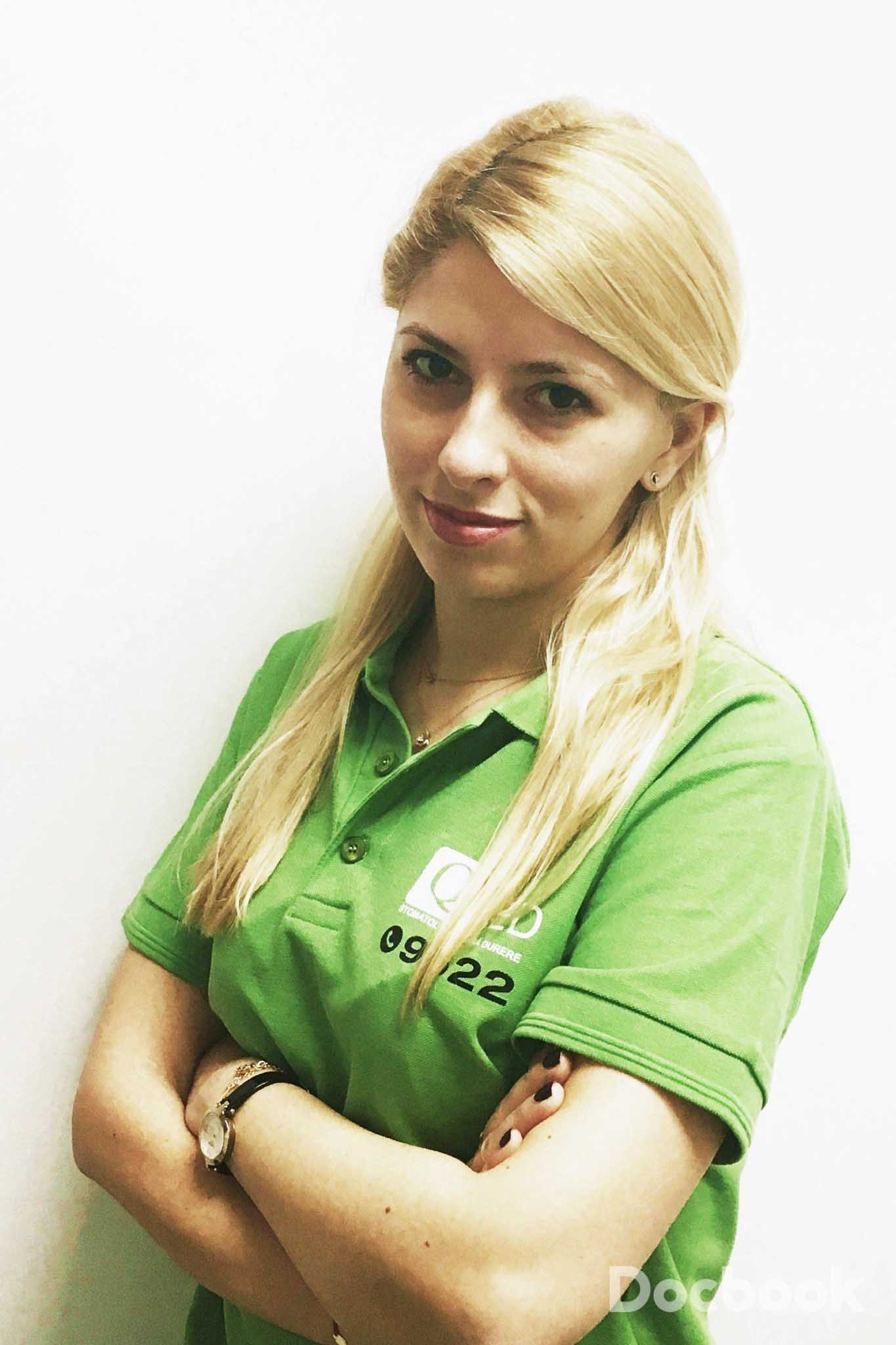 Dr. Raluca Cosmoiu