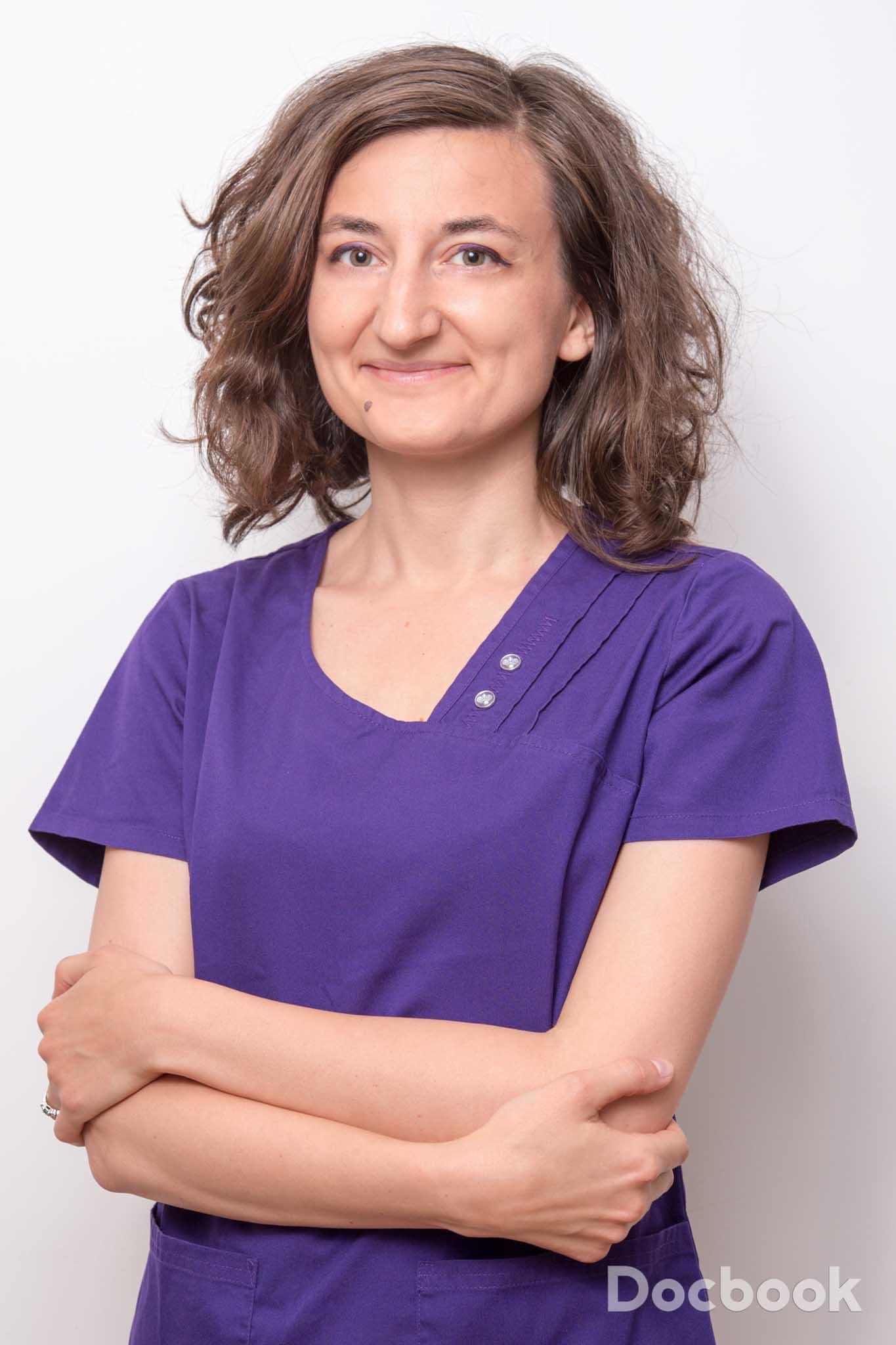 Dr. Cristina Pirjol