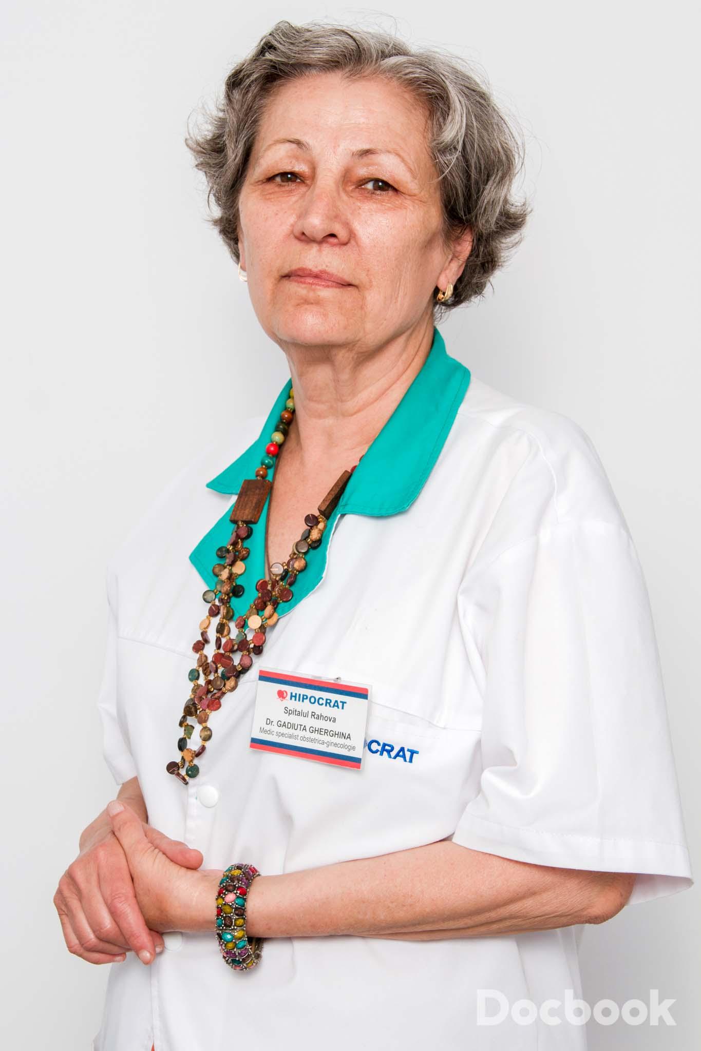 Dr. Gherghina Gadiuta