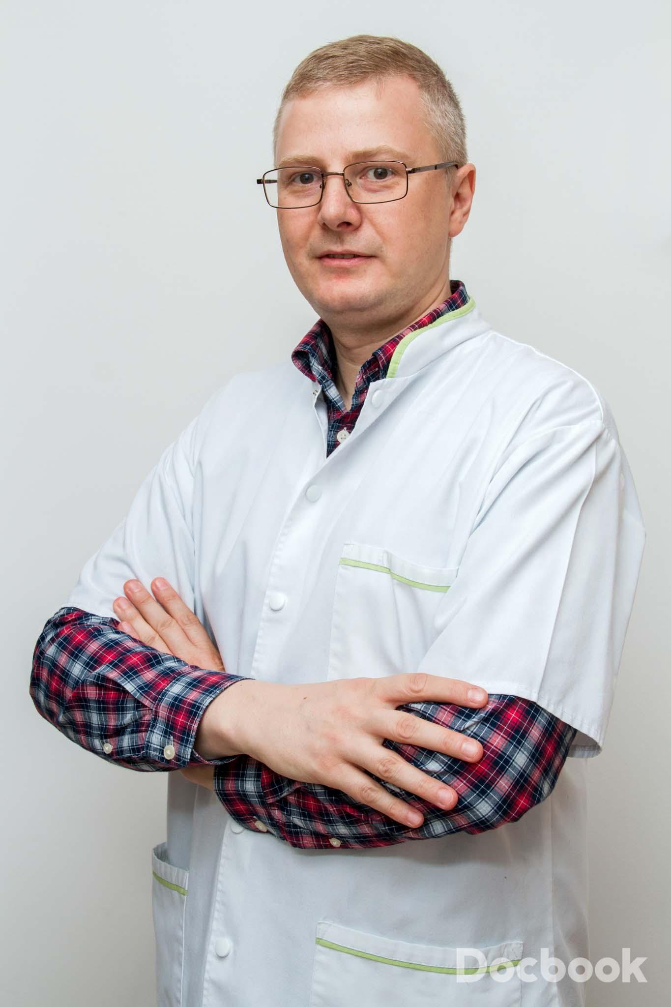 Dr.  Dobranici Tiberiu