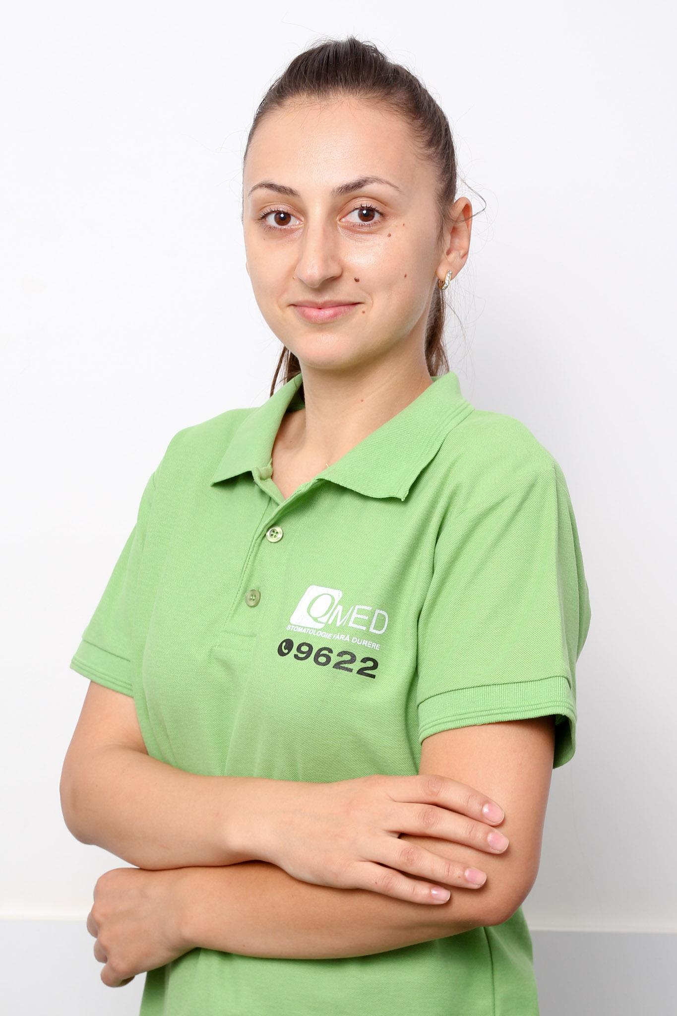 Dr. Catalina Matei