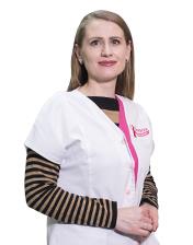Dr. Larisa Caradjova