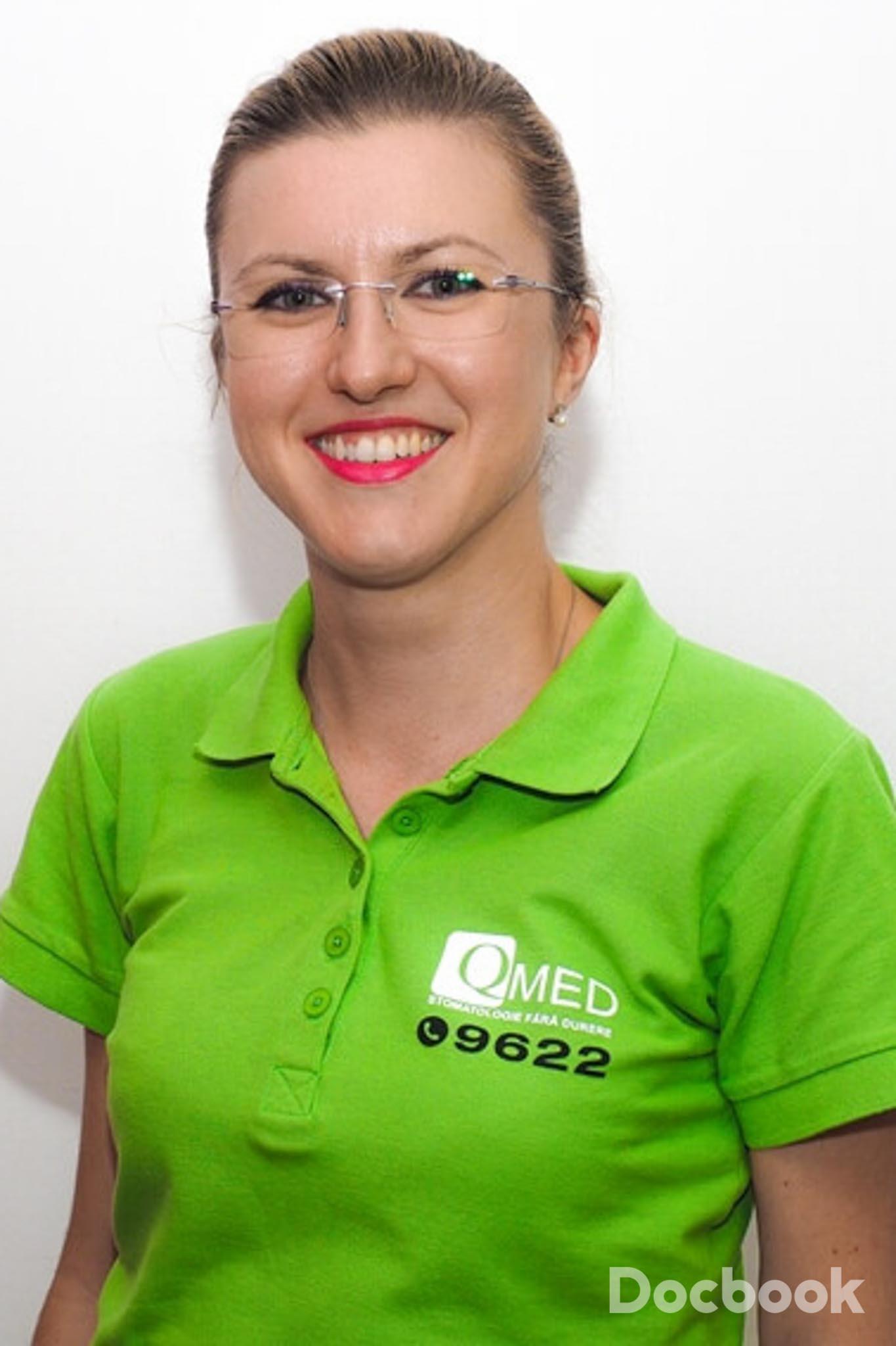 Dr. Andra Braiescu