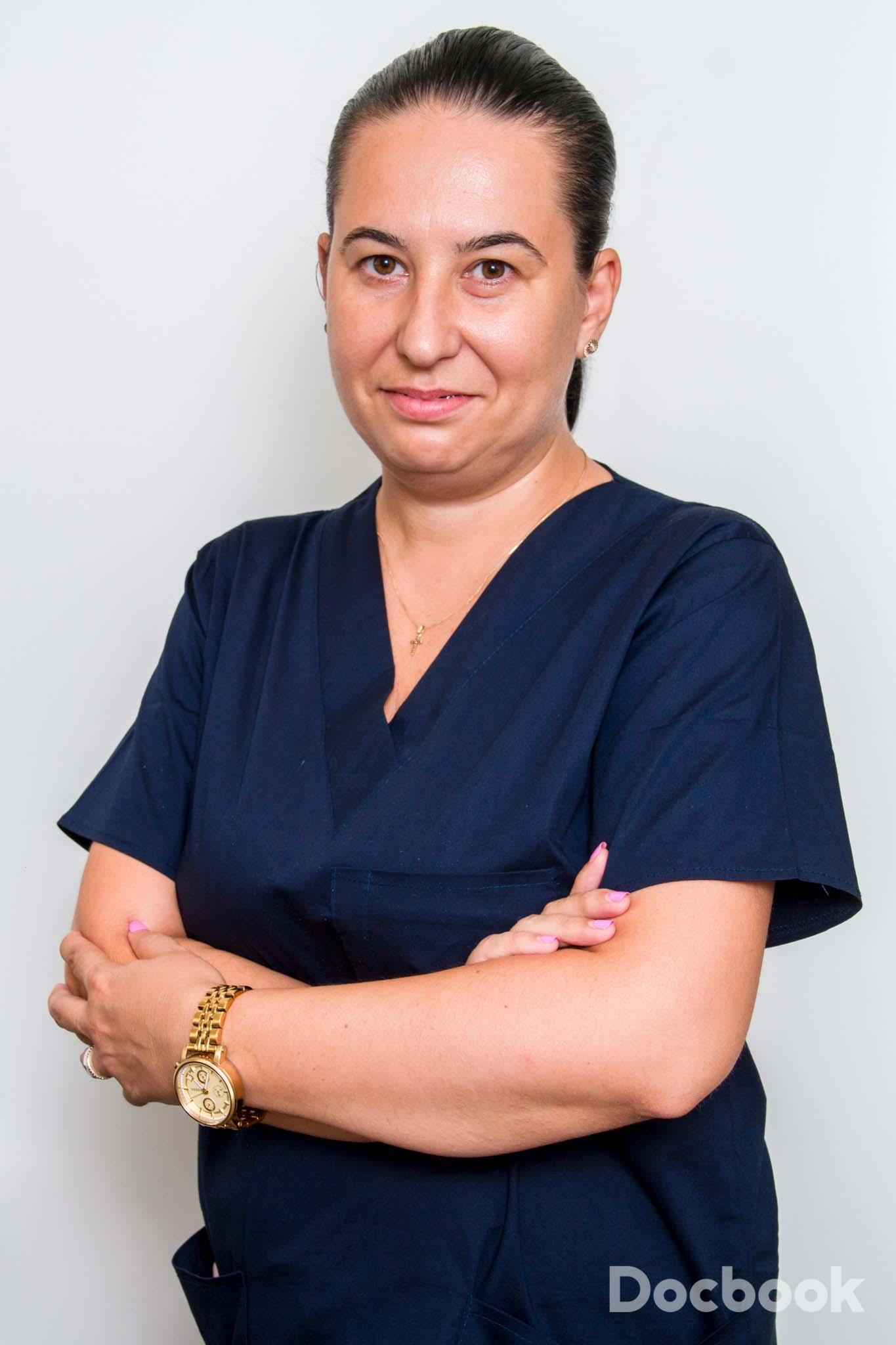 Dr. Corina Marin