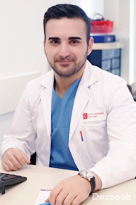 Dr. Silviu Morgovan