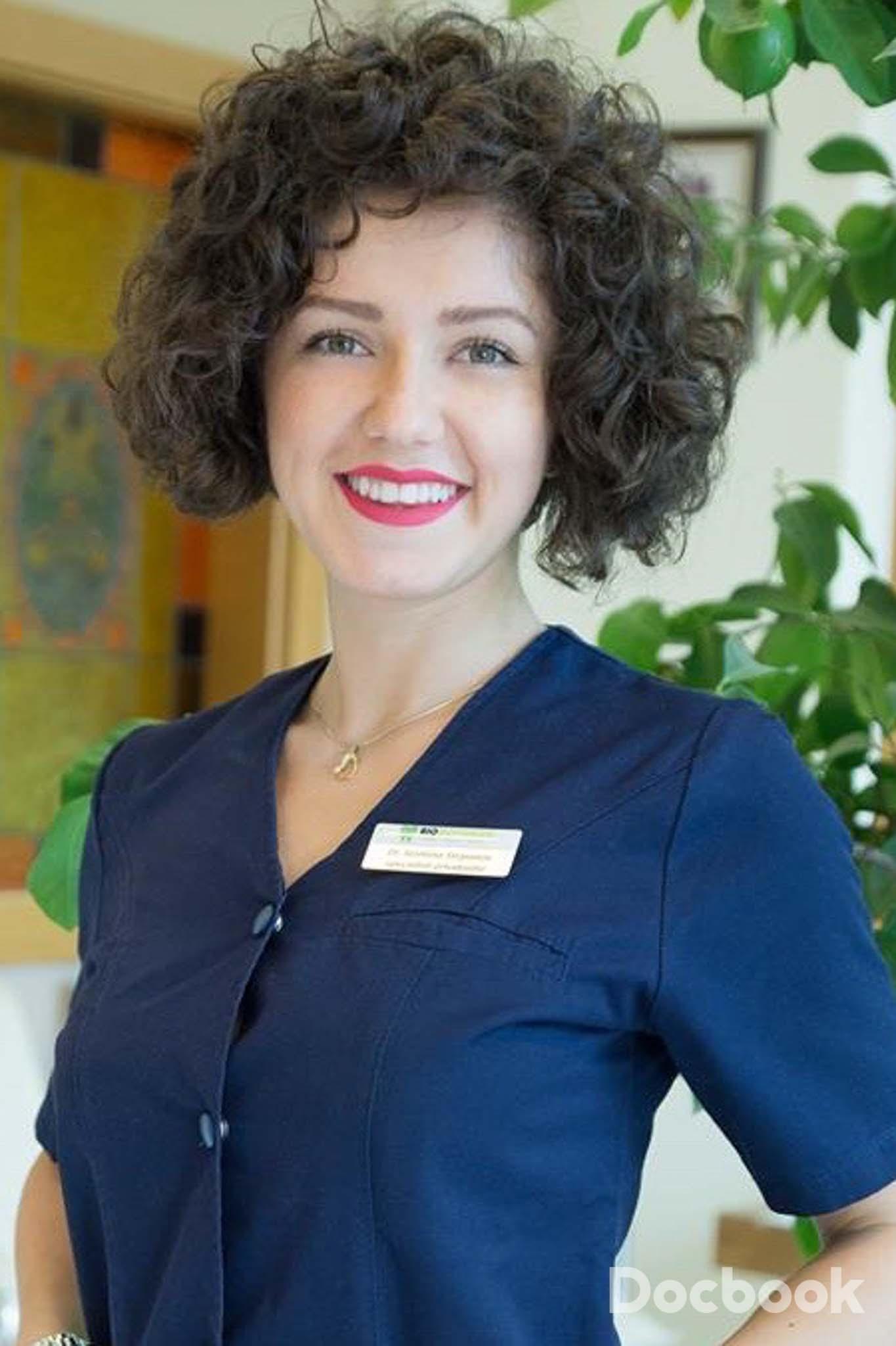 Dr. Iasmina Stepanov