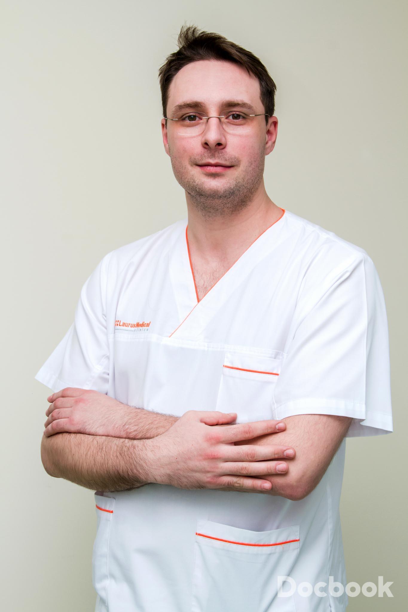 Dr. Andrei Gabriel
