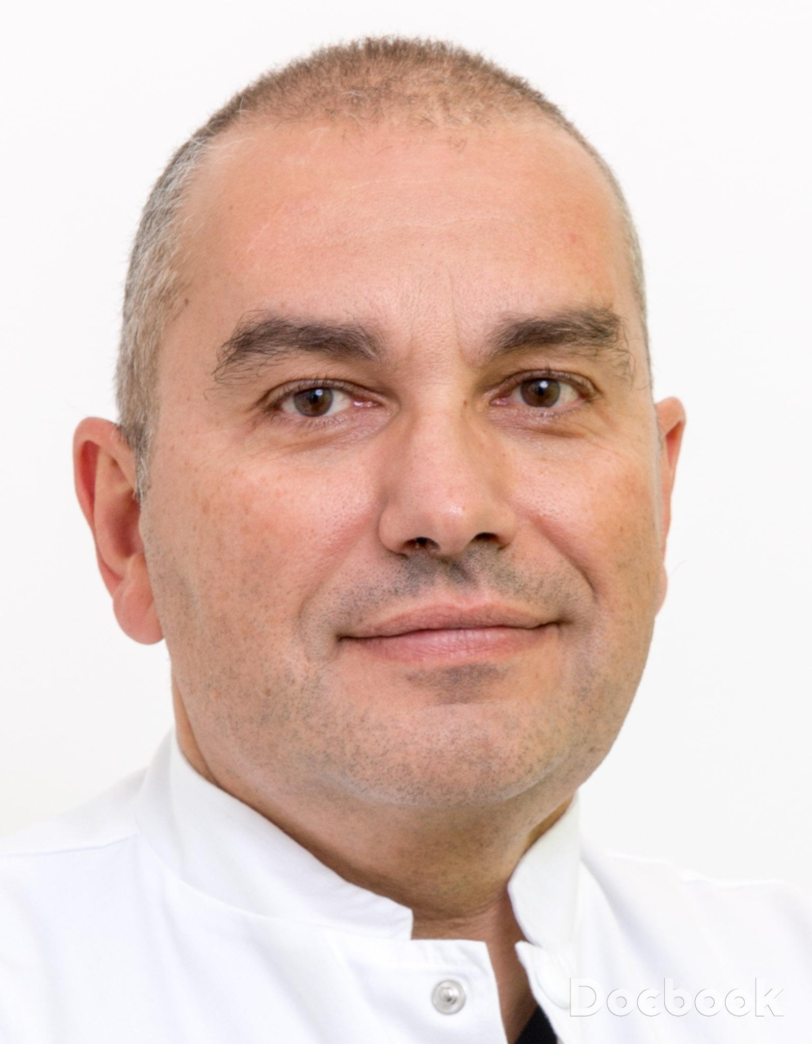 Dr.  Cristian Daniel Alin