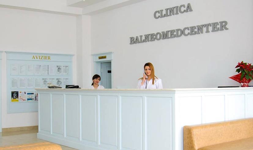 Clinica BalneoMedCenter - Spital