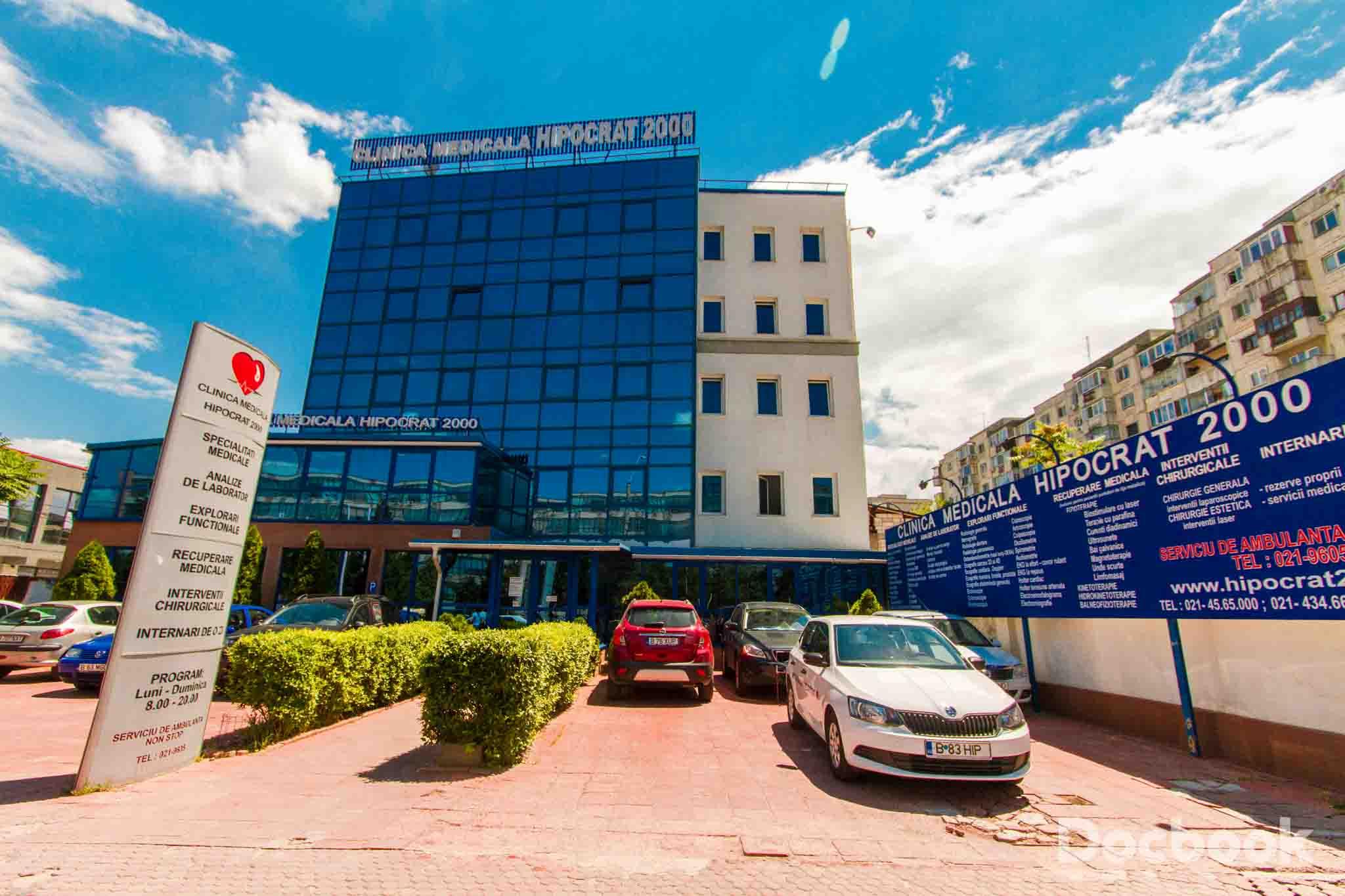 Clinica Spitalul Rahova